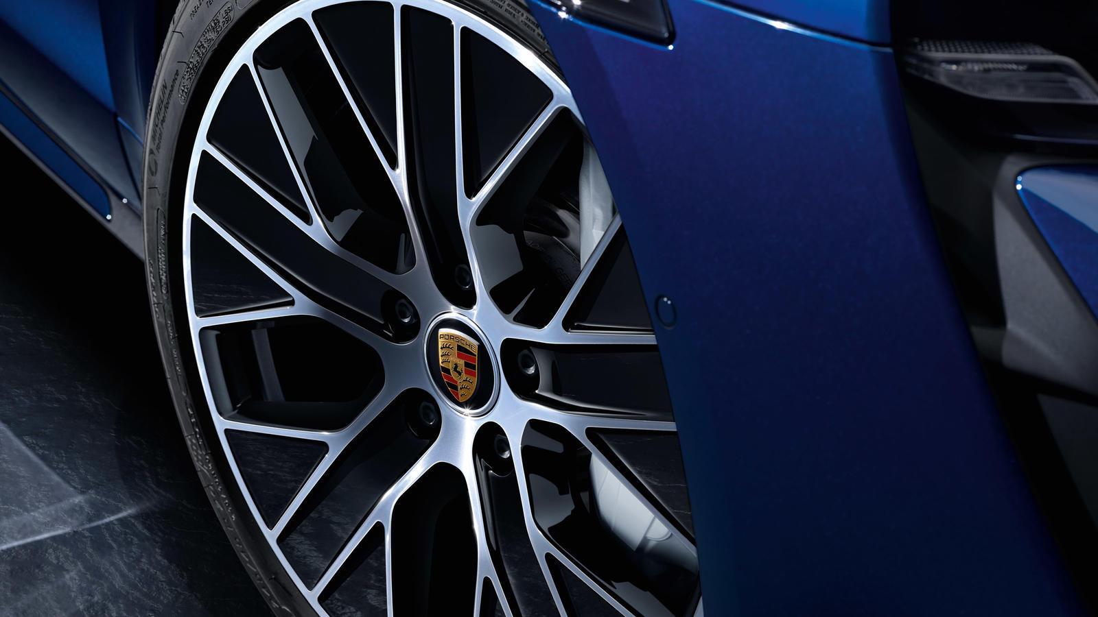 Porsche - Taycan Turbo S - Veermik