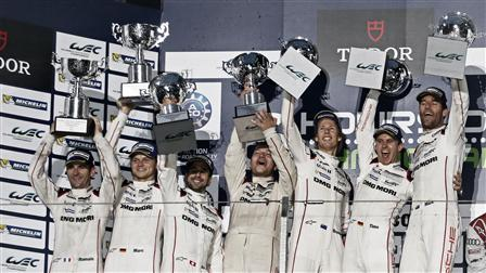 Porsche 6 Hours of Shanghai