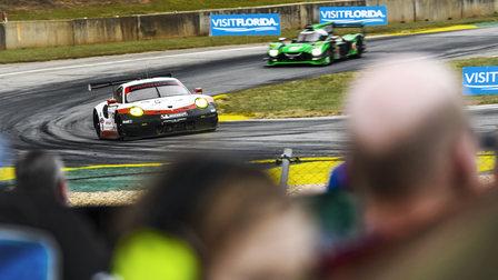 Porsche Petit Le Mans