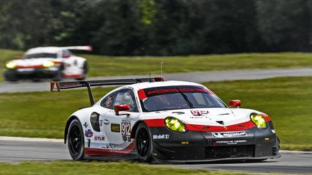 Porsche Virginia International Raceway