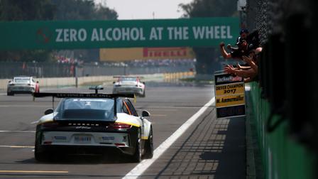 Porsche Mobil 1 Supercup Mexico City