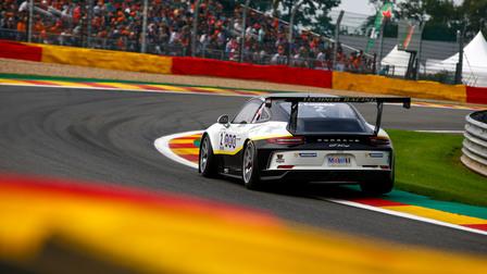 Porsche Mobil 1 Supercup Spa