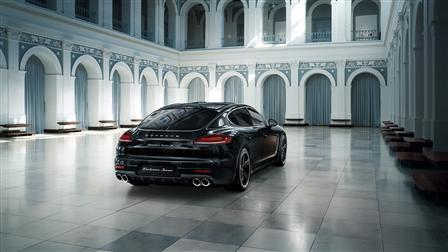 Porsche - ハイライト
