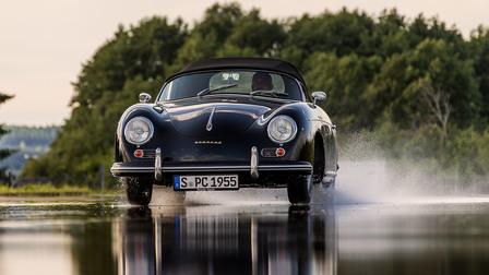 Porsche Brake drum 356 A