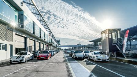 Porsche 保時捷駕訓中心