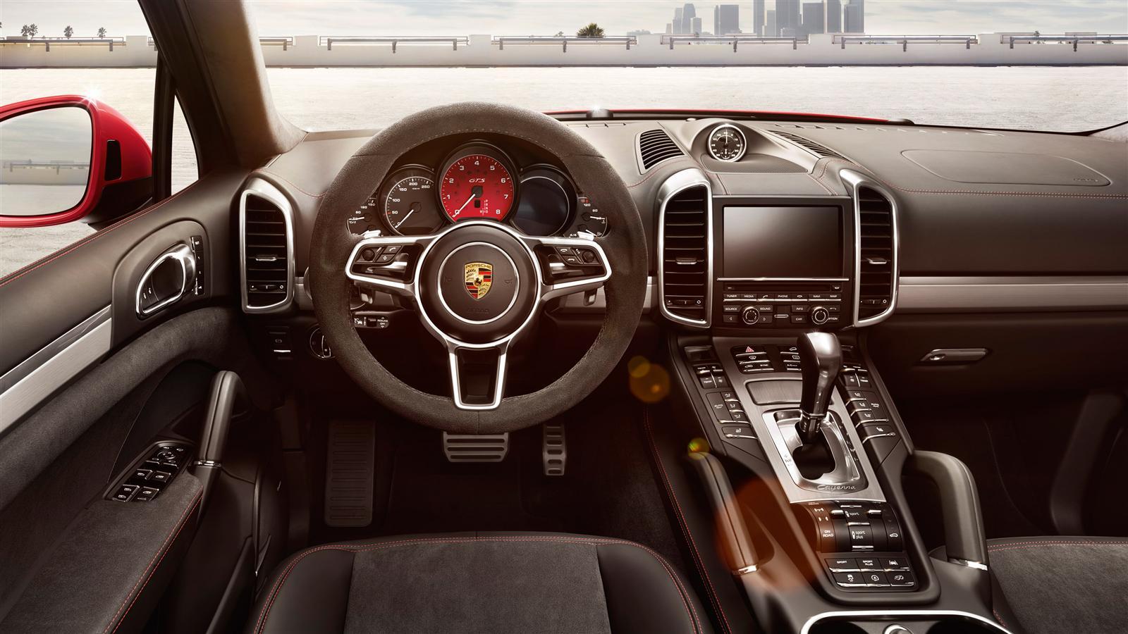 Porsche cayenne gts gallery downloads porsche canada Porsche cayenne interior parts