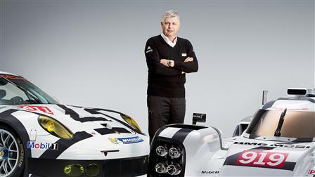 Porsche Wolfgang Hatz