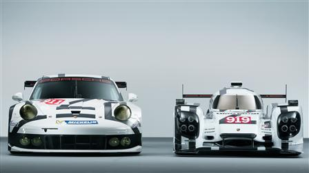 911 RSR, 919 Hybrid