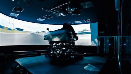 Porsche Simulator