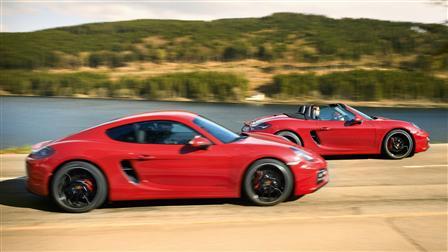 Cayman GTS, Boxster GTS
