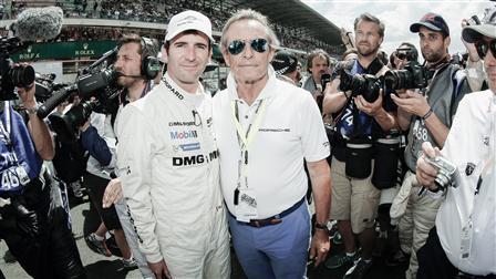 Porsche Romain Dumas, Jacky Ickx