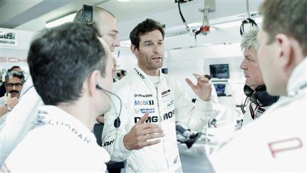 Porsche Mark Webber