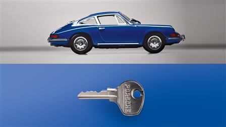 Original 911 Key