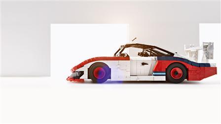 Porsche 935 Lego