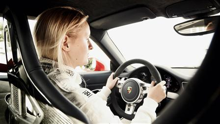 Porsche Michelle Gatting