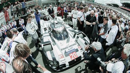 Porsche Le Mans 2014