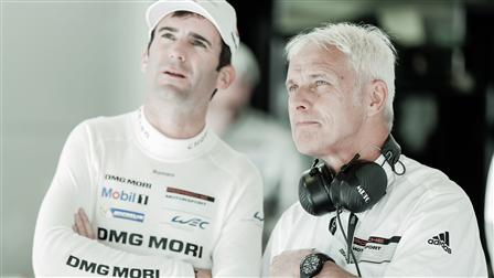 Porsche Romain Dumas, Matthias Müller