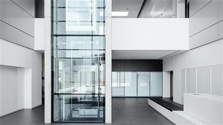 Porsche ground floor, design studio