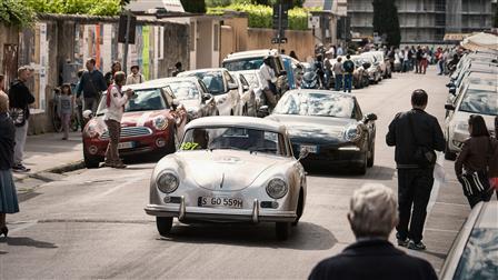 Porsche Pisa, Italy
