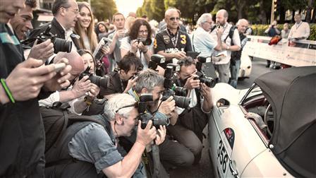 Porsche photographers