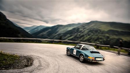 Porsche 911 2.2 S Targa