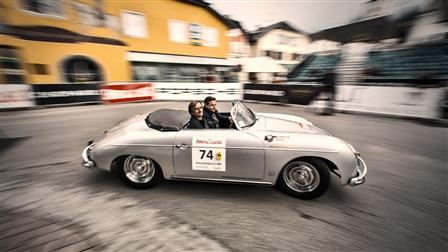 Lutz Meschke, Member of the Executive Board for Finance and IT, 356 Speedster 1600 S