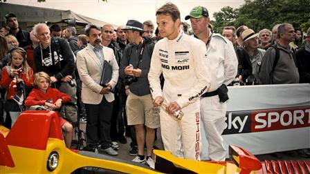 Porsche Marc Lieb