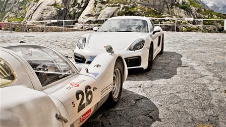 Cayman GTS, 906 Carrera 6