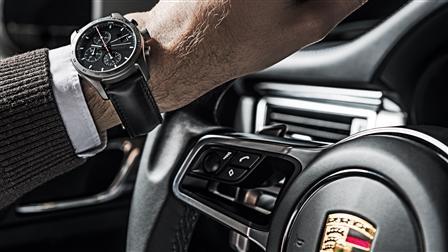 Porsche Chronograph Titanium, 2014