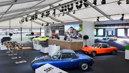 Porsche AvD Oldtimer Grand Prix