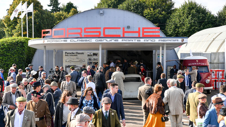 Porsche Goodwood Revival