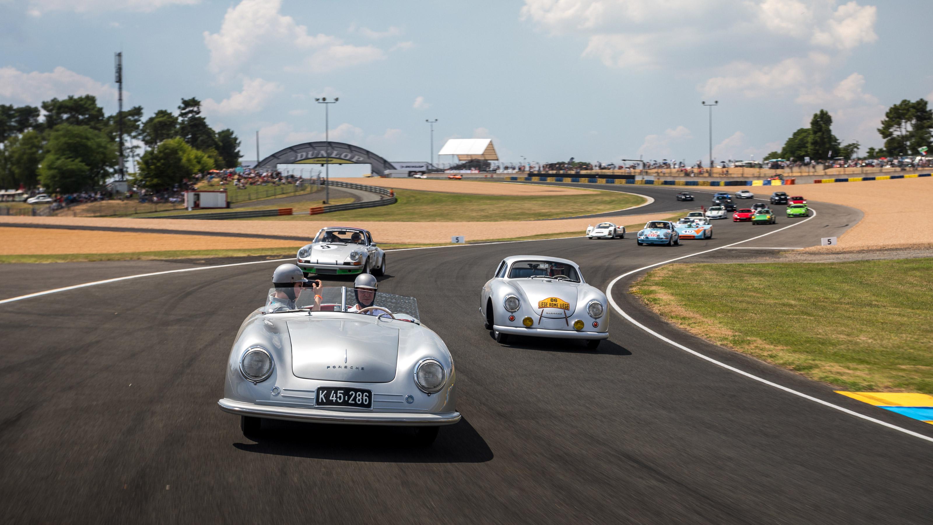 Porsche - 利曼經典賽(Le Mans Classic)
