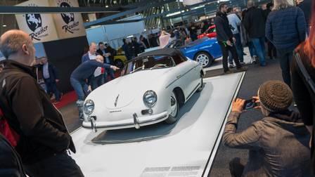 Porsche Retro Classics Stuttgart