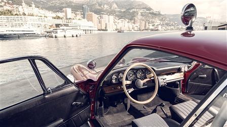 Monte-Carlo 911 of 1965, Interior