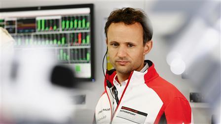 Porsche Alexander Hitzinger, Technical director LMP1
