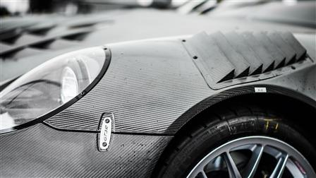Quick release fastener, 911 GT3 R, Sebring (USA)