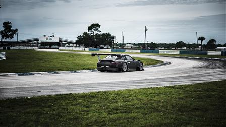 911 GT3 R, Sebring (USA)