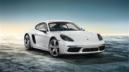 Porsche Exclusive 718 Cayman S
