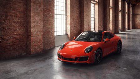 Porsche Exclusive 911 Carrera S