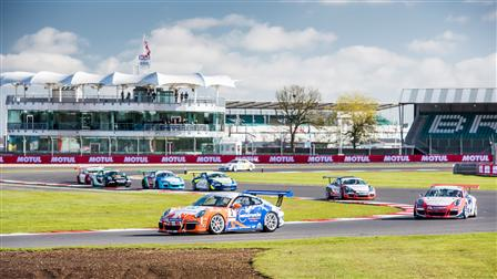 Porsche Carrera Cup Great Britain 2016