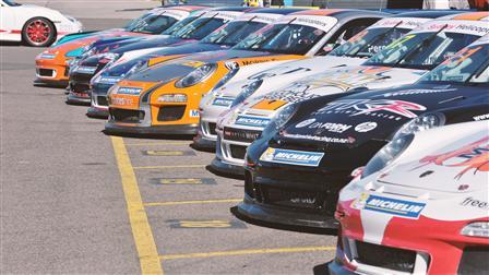 Porsche Rennsport Australia Motor Racing Festival 2016