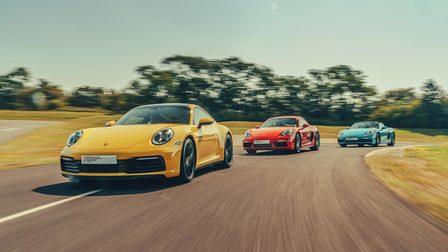 Taste of Porsche