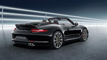 Porsche SportDesign package for the 911 (type 991)