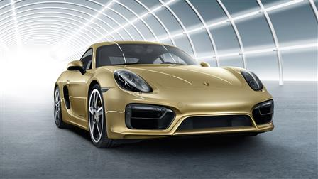 Porsche SportDesign package for the Cayman (type 981)