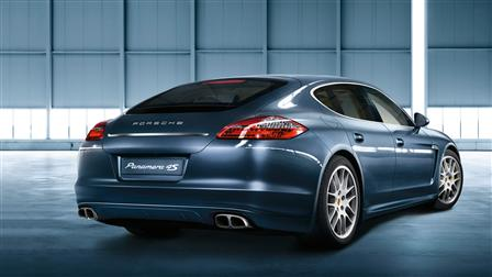 Porsche SportDesign package for the Panamera (1st generation)