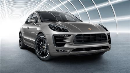 Porsche SportDesign package for the Macan