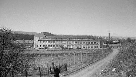 1938: Area around Werk 1