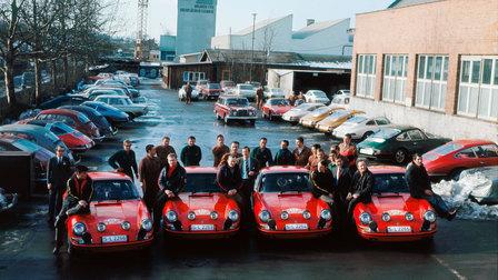 "1969: Porsche Typ 911 S 2.0 ""Rallye"""