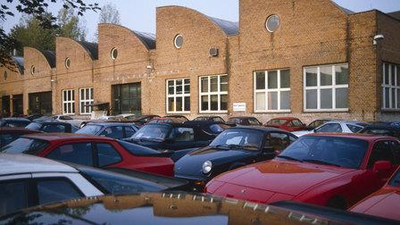 Porsche 1985: Werk 1 on 22 October 1985