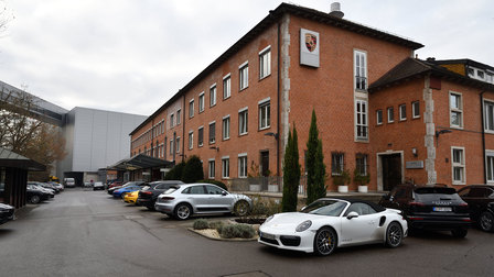 2016: Main entrance of Werk 1